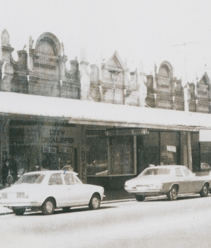 Exterior Coffee Pot cafe 1979 Wellington St Perth