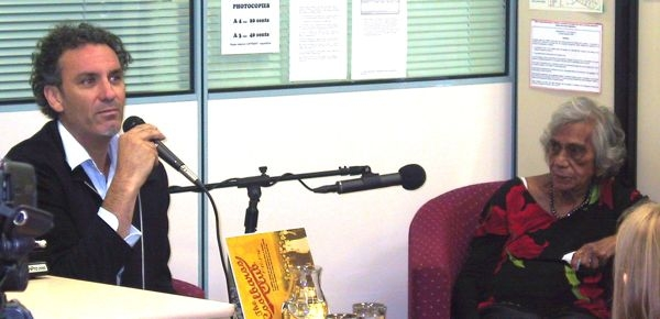 Interview between Steve Kinnane and Mrs Helena Murphy (nee Clarke) 21.10.2011 City of Perth Library