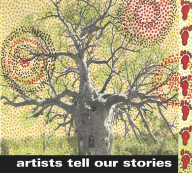 Artists tell our stories