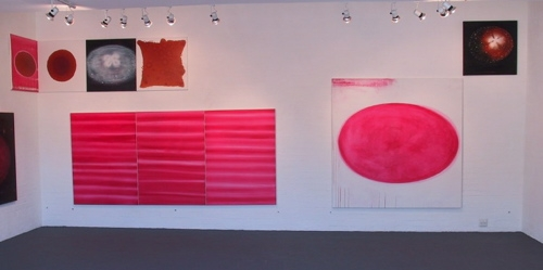 installation radiance at Gallery East