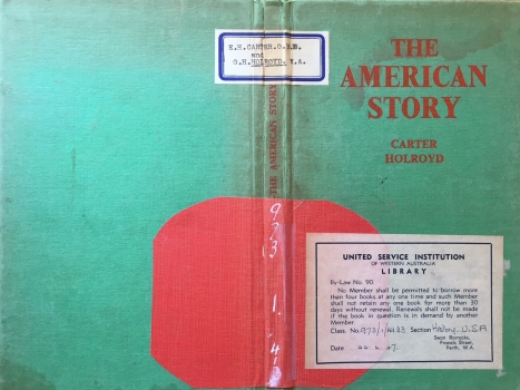 Detail bookcover The American Story
